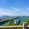 福岡から山と海と橋を楽しめるツーリングルート